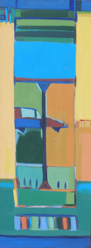 Pflaster und Fenster (L)