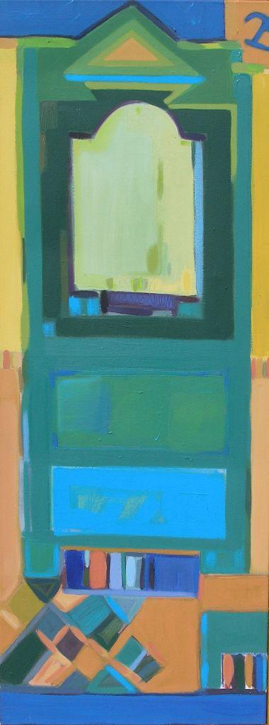 Pflaster und Fenster (M)