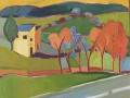 Landschaft bei Steinsel